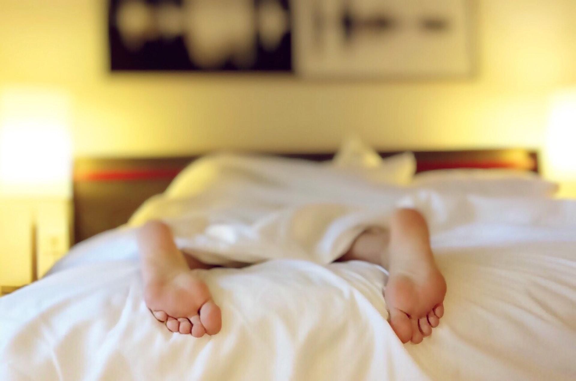 bien se positionner pour dormir