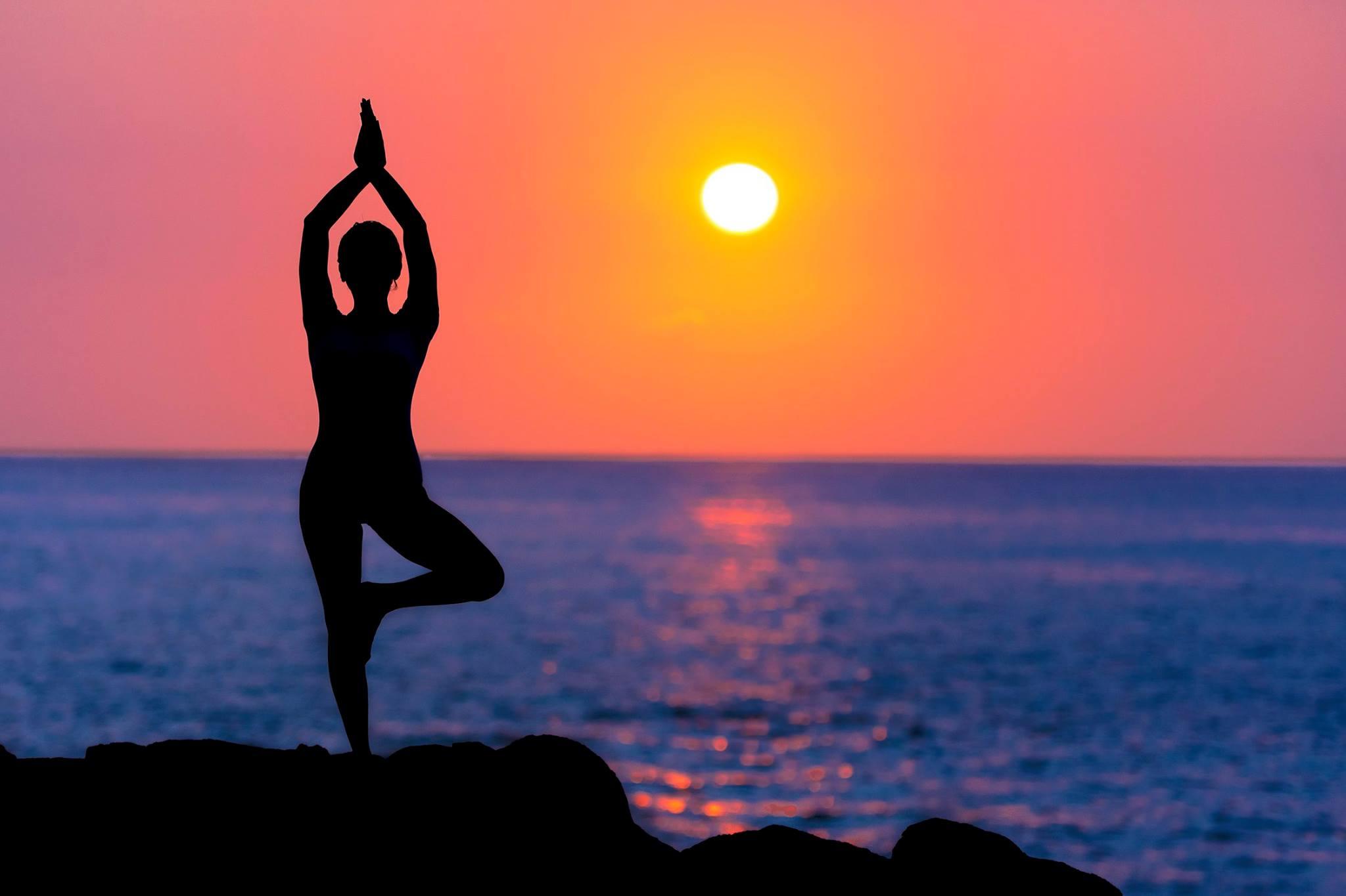 dormir grace au yoga