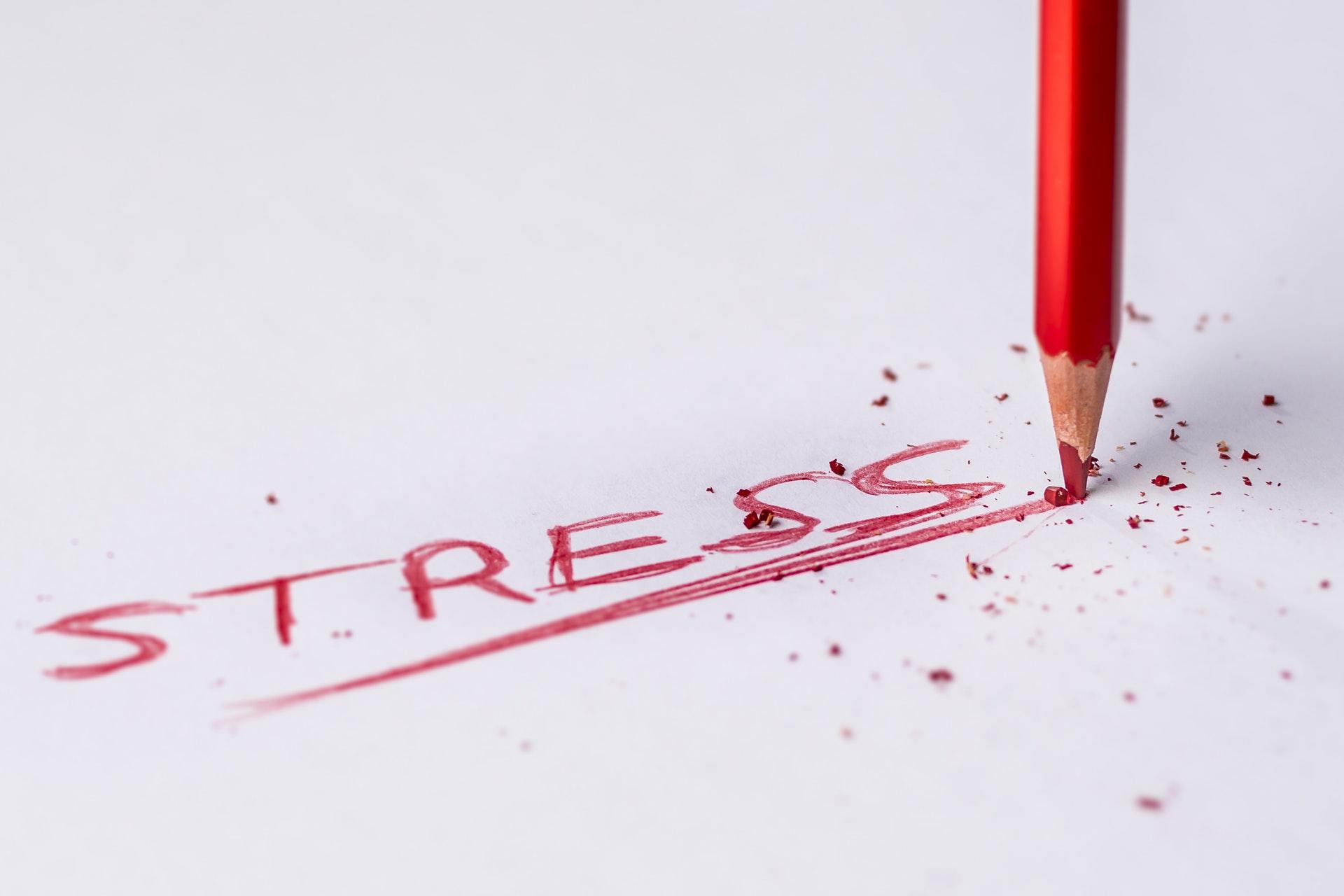 stress avant de dormir